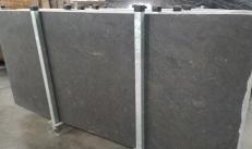 Supply honed slabs 0.8 cm in natural limestone NERO D'AVOLA 1349M. Detail image pictures