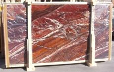 Supply honed slabs 0.8 cm in natural onyx ONICE PASSION E-14534. Detail image pictures