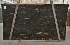 Supply polished slabs 1.2 cm in natural granite ORION BQ02296. Detail image pictures