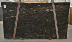 Supply polished slabs 1.2 cm in natural granite ORION BQO2296. Detail image pictures