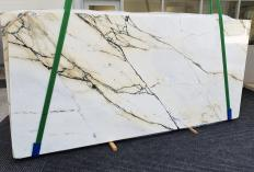 Supply polished slabs 0.8 cm in natural marble PAONAZZO EXTRA 1412. Detail image pictures