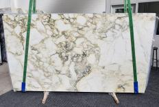 Supply polished slabs 0.8 cm in natural marble PAONAZZO VAGLI 1363. Detail image pictures