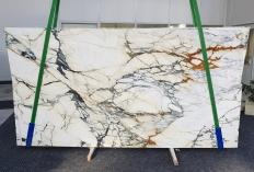 Supply polished slabs 0.8 cm in natural marble PAONAZZO 1276. Detail image pictures