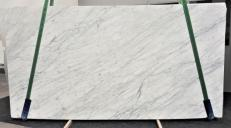 Supply polished slabs 2 cm in natural marble STATUARIETTO GL 987. Detail image pictures