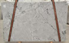 Supply polished slabs 1.2 cm in natural Dolomite SUPER WHITE BQ02363. Detail image pictures