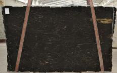 Supply polished slabs 1.2 cm in natural granite TITANIUM BQ01198. Detail image pictures