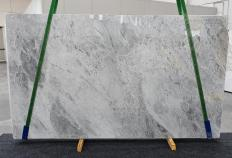 Supply polished slabs 0.8 cm in natural marble TRAMBISERA 1293. Detail image pictures