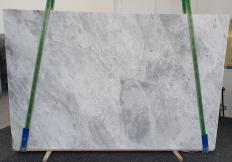 Supply polished slabs 2 cm in natural marble TRAMBISERA 12931. Detail image pictures