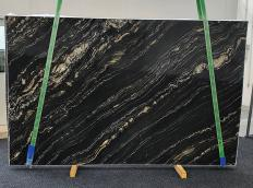 Supply polished slabs 1.2 cm in natural quartzite TROPICAL STORM 1364. Detail image pictures