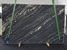 Supply honed slabs 1.2 cm in natural quartzite TROPICAL STORM 1364. Detail image pictures