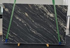 Supply honed slabs 0.8 cm in natural quartzite TROPICAL STORM 1364. Detail image pictures
