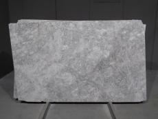 Supply honed blocks 0.8 cm in natural marble TUNDRA GREY 1724M. Detail image pictures