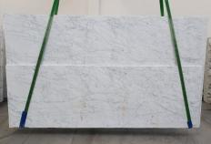 Supply sawn slabs 1.2 cm in natural marble VENATINO BIANCO 1299. Detail image pictures