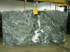 Supply polished slabs 0.8 cm in natural gneiss VERDITALIA cev32432. Detail image pictures