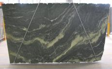 Supply brushed slabs 1.2 cm in natural gneiss VERDITALIA C-16797. Detail image pictures