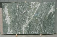 Supply brushed slabs 1.2 cm in natural gneiss VERDITALIA C-16857. Detail image pictures