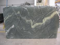 Supply brushed slabs 0.8 cm in natural gneiss VERDITALIA C_16797. Detail image pictures