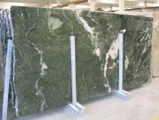 Supply polished slabs 1.2 cm in natural gneiss VERDITALIA C-17553. Detail image pictures