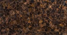 Supply polished slabs 1 cm in natural semi precious stone WILD TIGER EYE AA-WTES. Detail image pictures