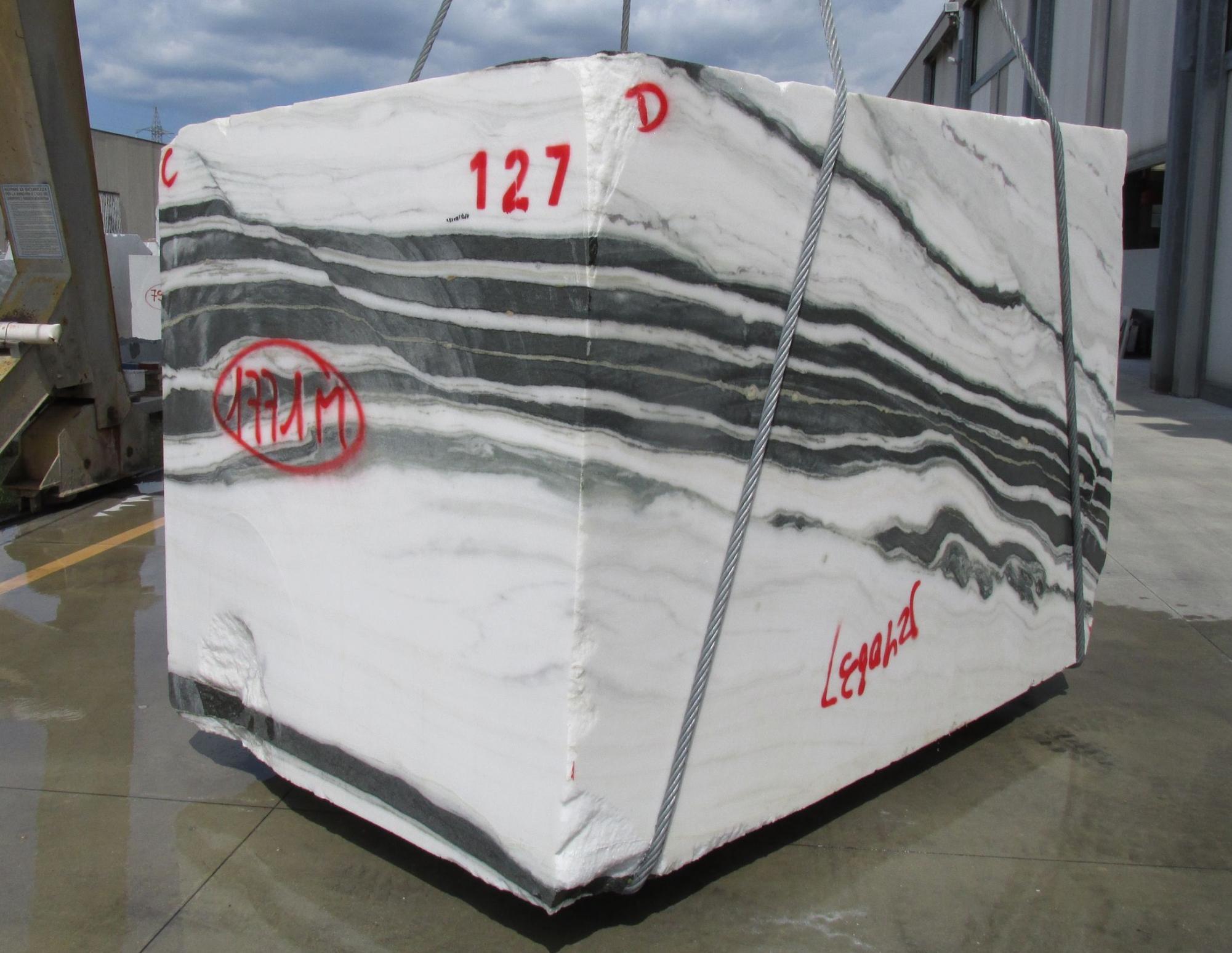 PANDA Supply Veneto (Italy) rough blocks 1771M , Face C natural marble