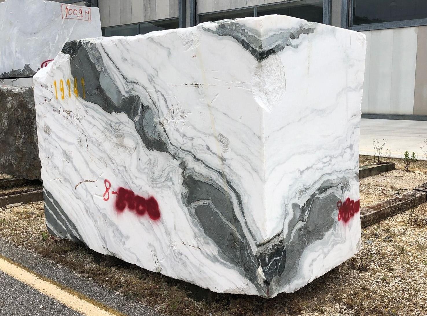 PANDA Supply (Italy) rough blocks 1517M natural marble