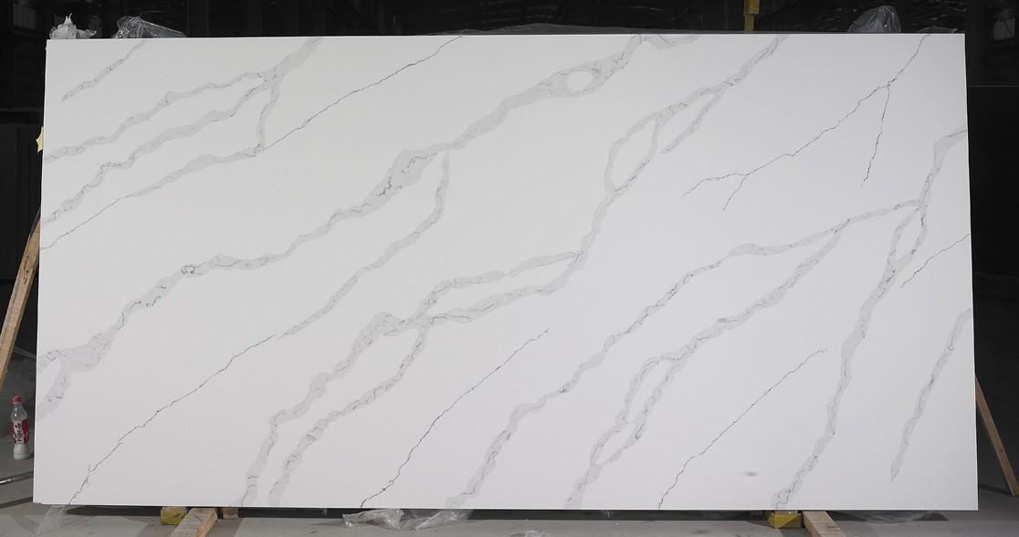 ANDROMEDA Supply Hai Phong (Vietnam) polished slabs AB 9310 , SL2CM artificial aglo quartz