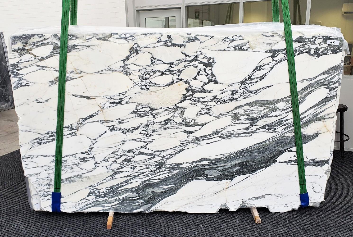 ARABESCATO CORCHIA Supply Veneto (Italy) polished slabs 1323 , Slab #48 natural marble