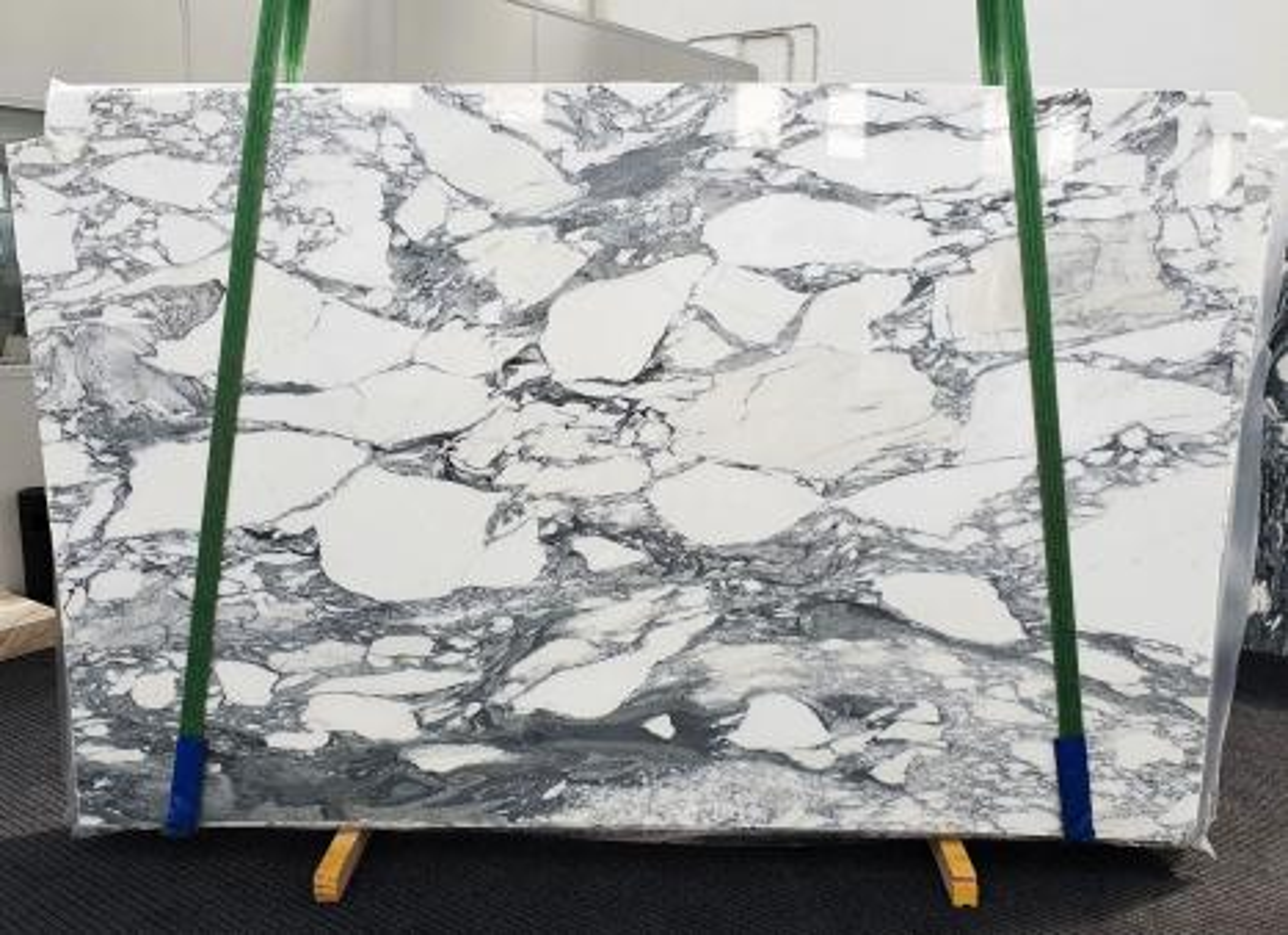 ARABESCATO CORCHIA Supply Veneto (Italy) polished slabs 1433 , Slab #35 natural marble