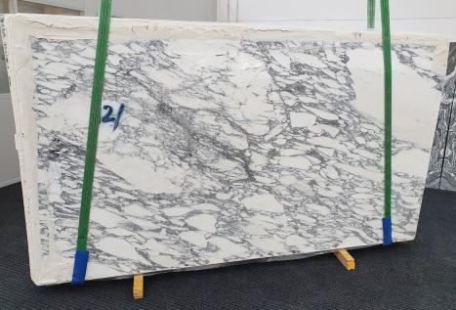 ARABESCATO CORCHIA Supply Veneto (Italy) polished slabs 1420 , Slab #73 natural marble