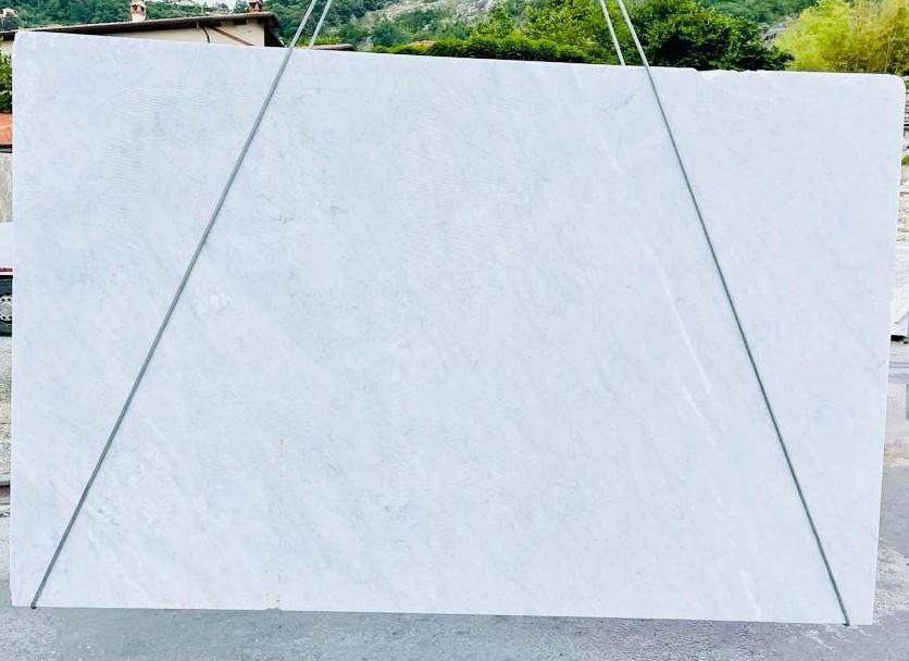 BIANCO CARRARA C Supply Veneto (Italy) rough slabs D210930 , Bnd04 natural marble