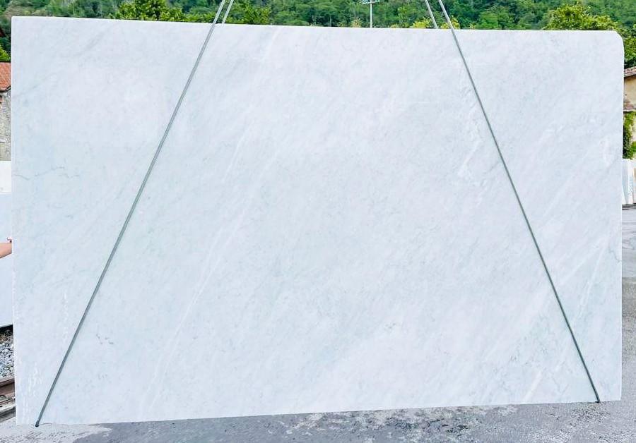 BIANCO CARRARA C Supply Veneto (Italy) rough slabs D210930 , Bnd06 natural marble