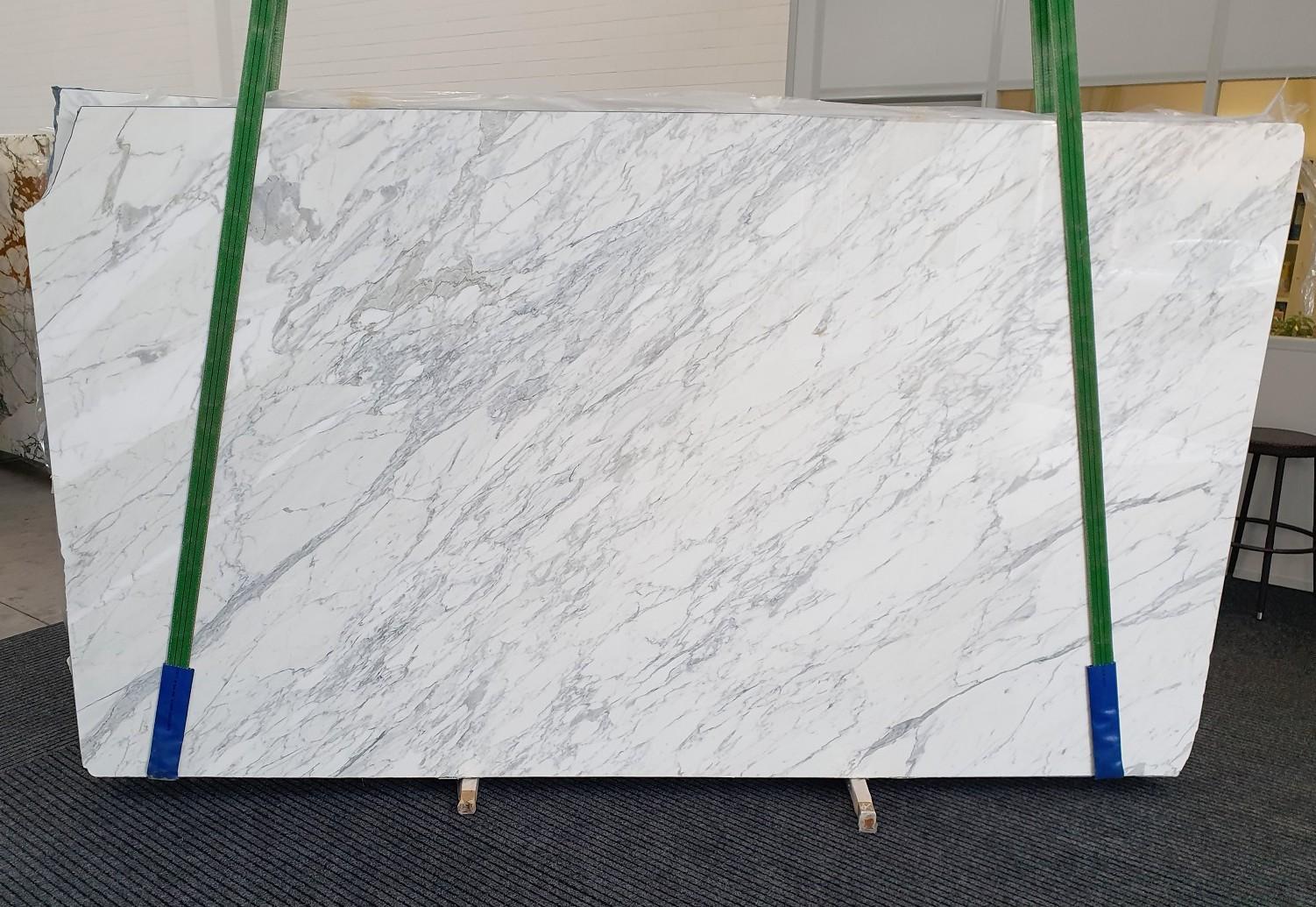 CALACATTA CARRARA polished slabs 1295 , Slab #30 natural marble