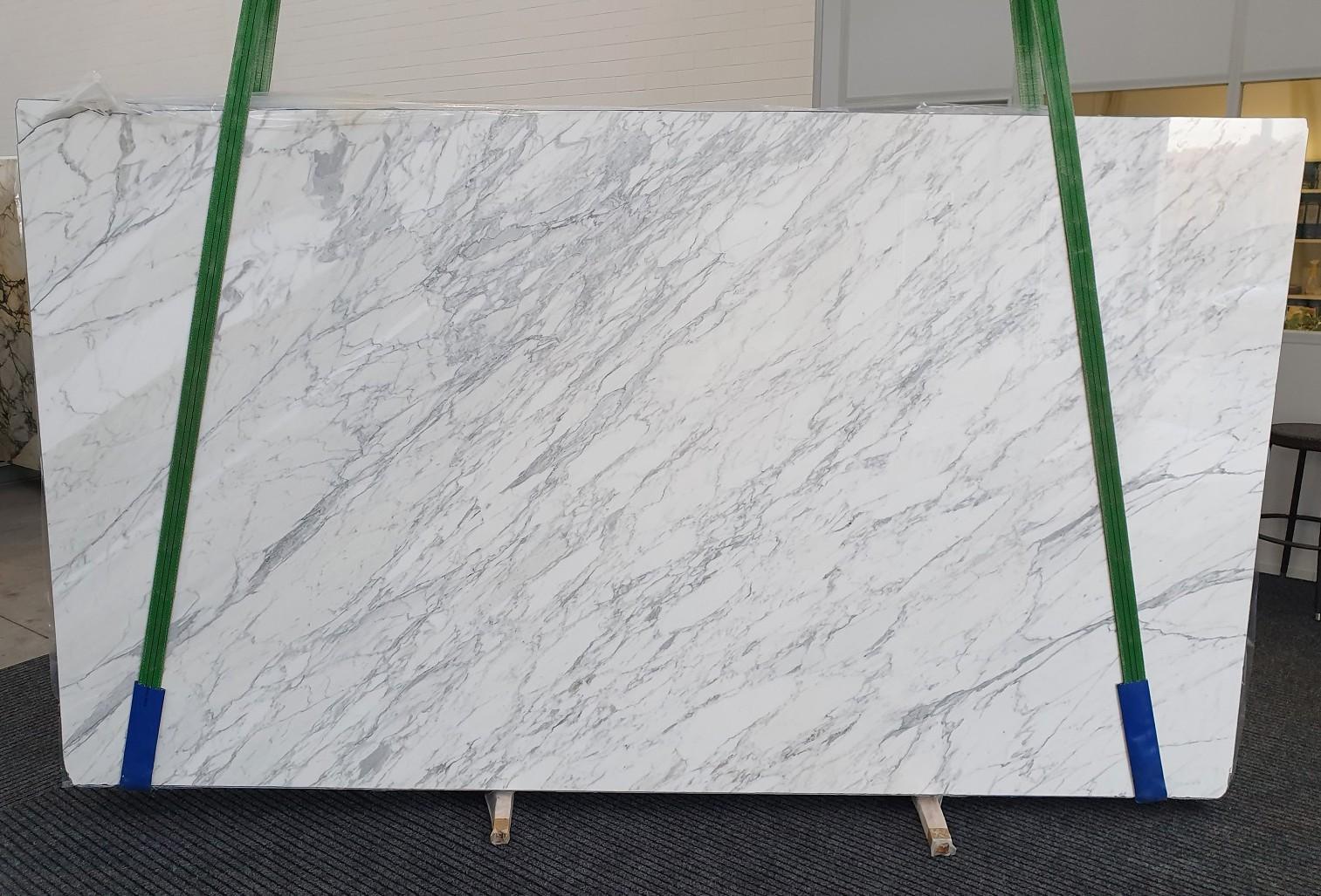 CALACATTA CARRARA polished slabs 1295 , Slab #24 natural marble