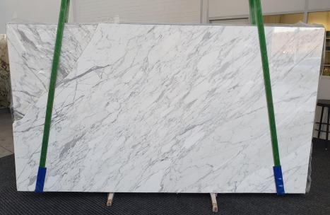 CALACATTA CARRARA Supply (Italy) polished slabs 1295 , Slab #12 natural marble