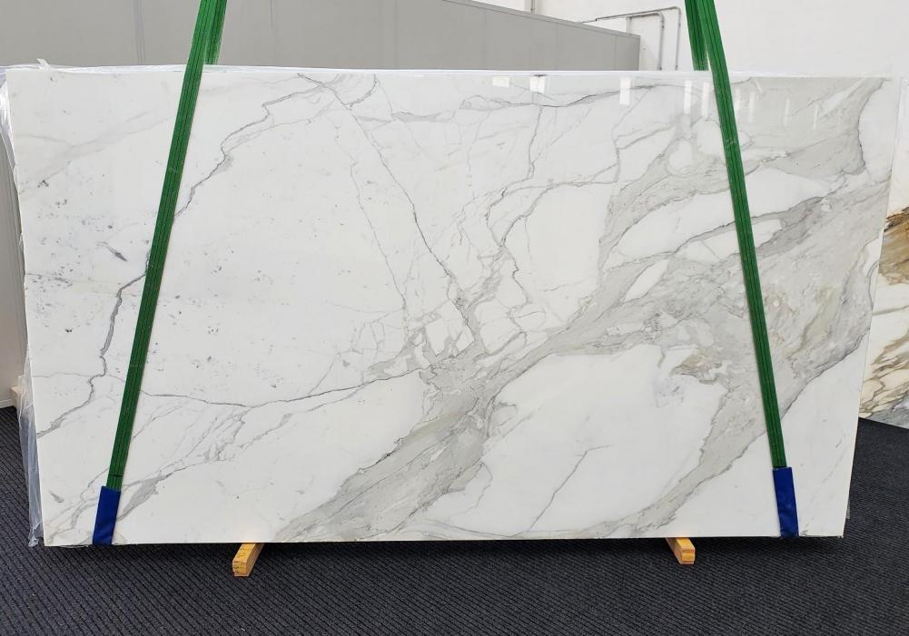 CALACATTA EXTRA Supply Veneto (Italy) polished slabs 1366 , Slab #63 natural marble