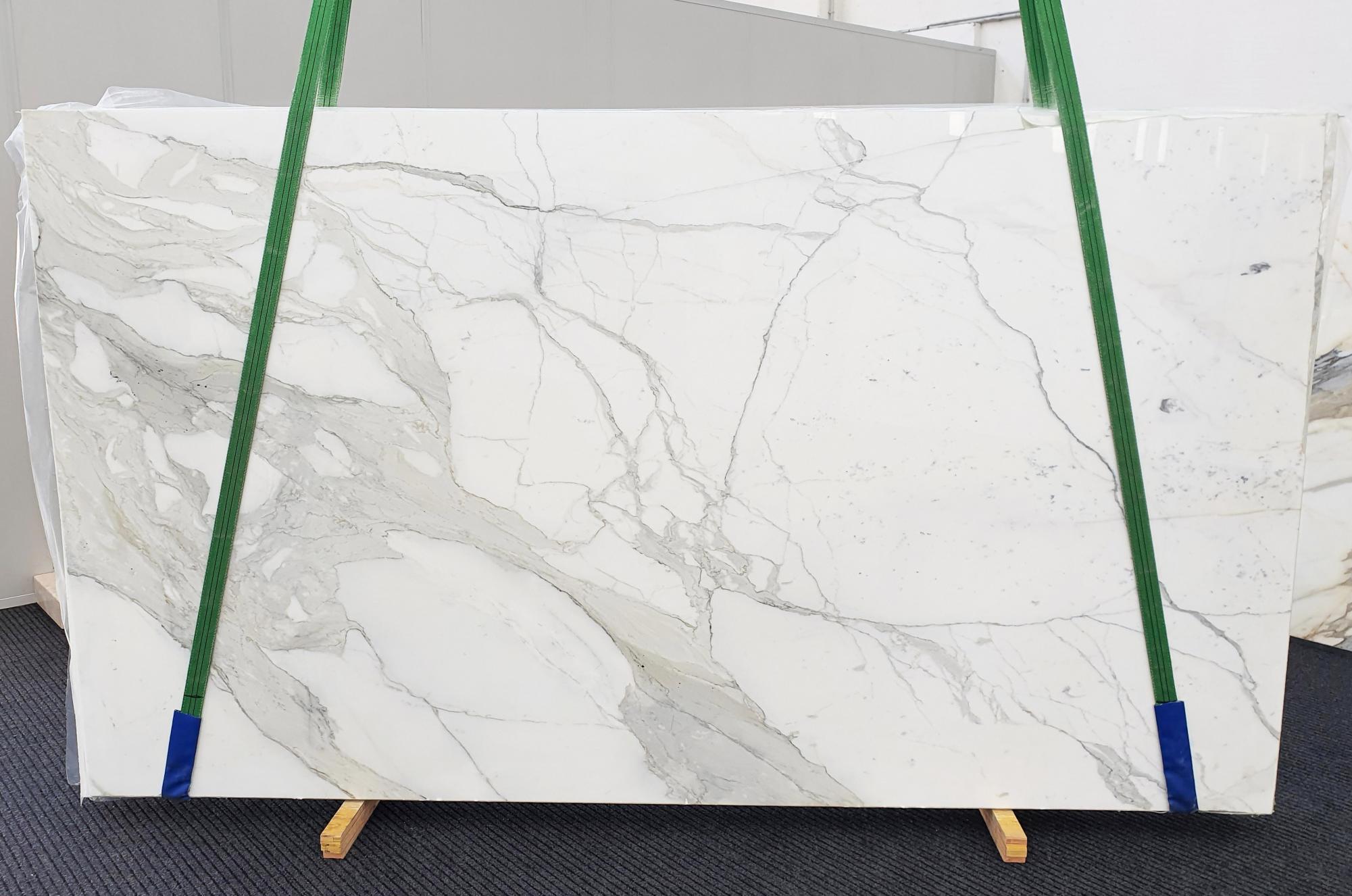 CALACATTA EXTRA Supply Veneto (Italy) polished slabs 1377 , Slab #72 natural marble