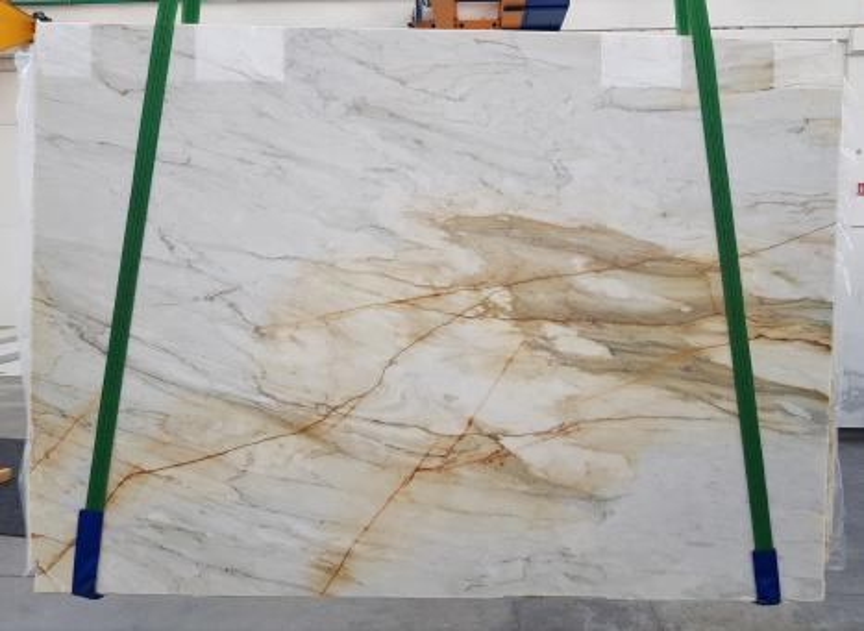 CALACATTA MACCHIAVECCHIA Supply Veneto (Italy) polished slabs 1231 , Slab #38 natural marble