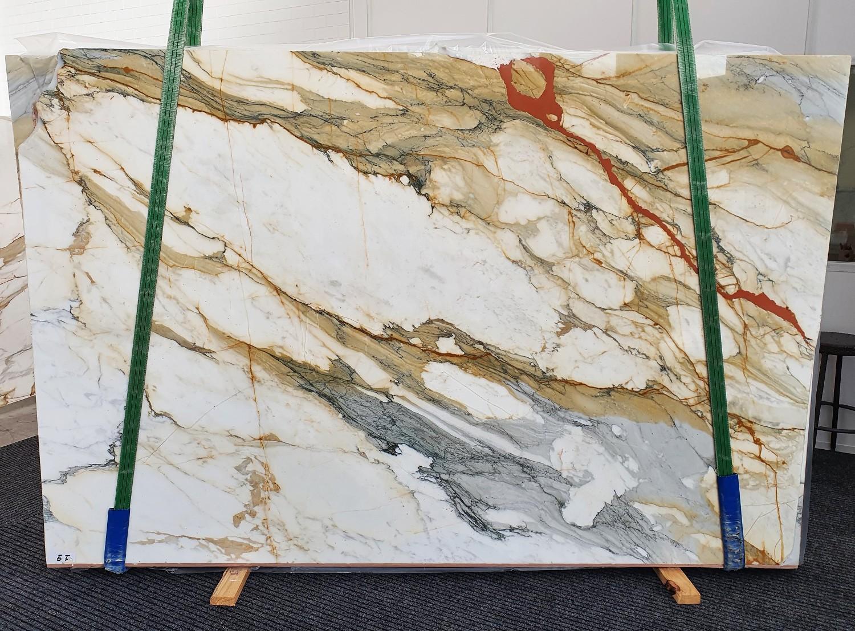CALACATTA MACCHIAVECCHIA Supply Veneto (Italy) polished slabs 1422 , Slab #19 natural marble