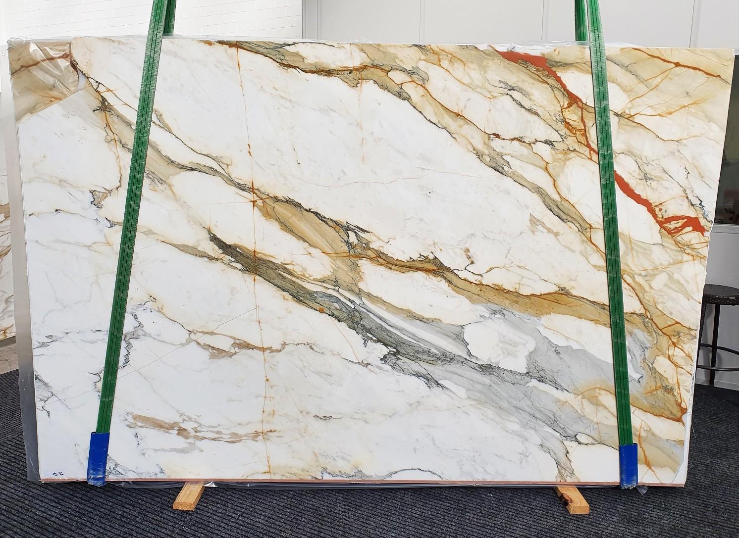 CALACATTA MACCHIAVECCHIA Supply Veneto (Italy) polished slabs 1422 , Slab #27 natural marble