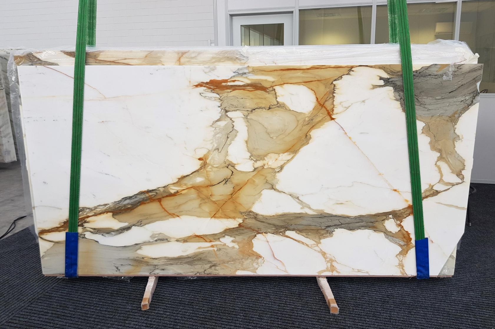 CALACATTA MACCHIAVECCHIA polished slabs GL 1130 , Bundle #7 natural marble
