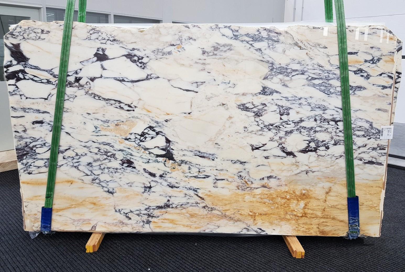 CALACATTA MONET Supply Veneto (Italy) polished slabs 1371 , Slab #01 natural marble