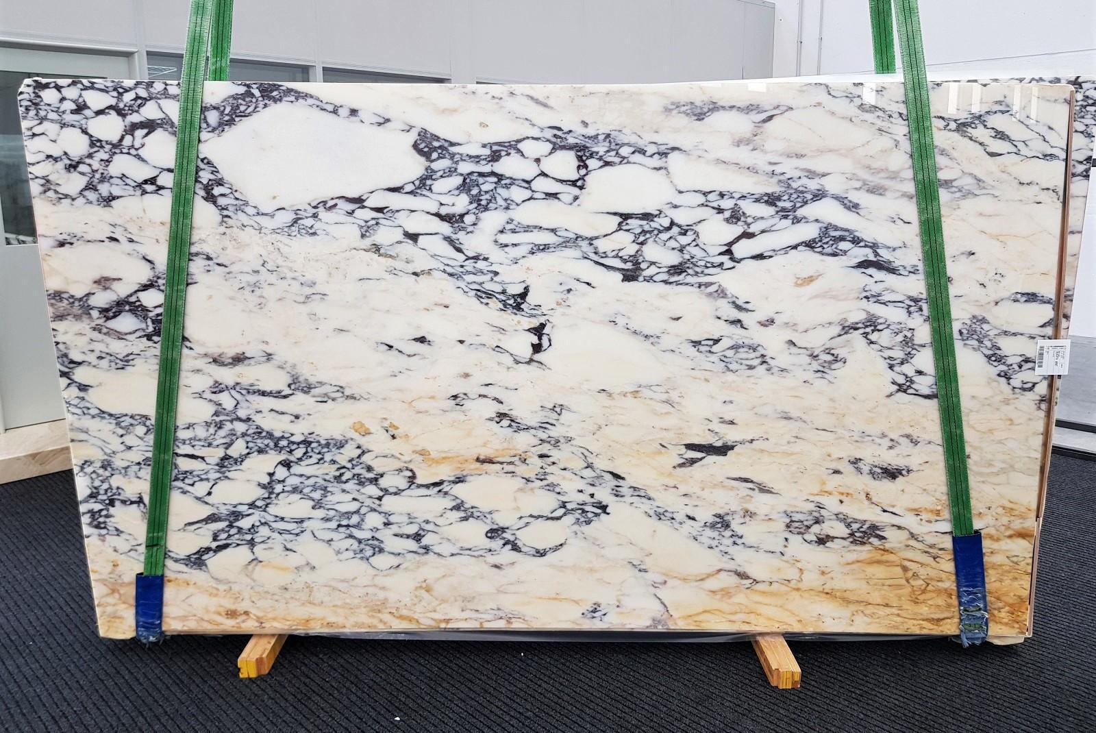 CALACATTA MONET Supply Veneto (Italy) polished slabs 1371 , Slab #21 natural marble