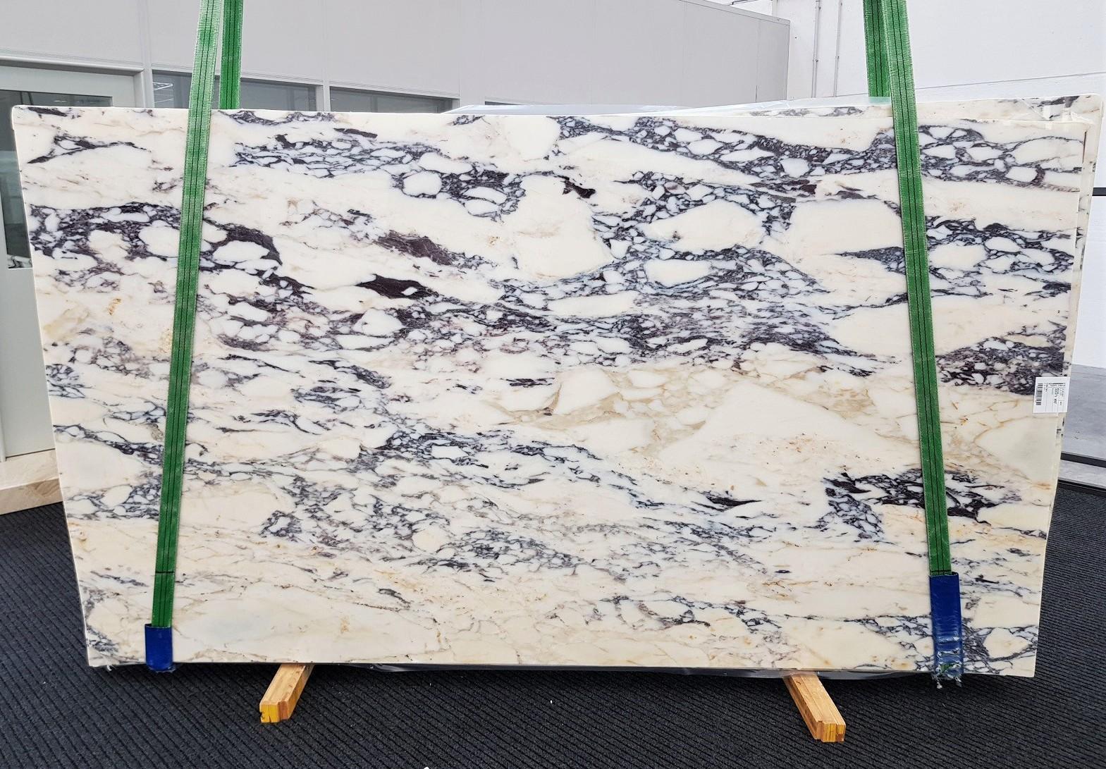 CALACATTA MONET Supply Veneto (Italy) polished slabs 1371 , Slab #51 natural marble