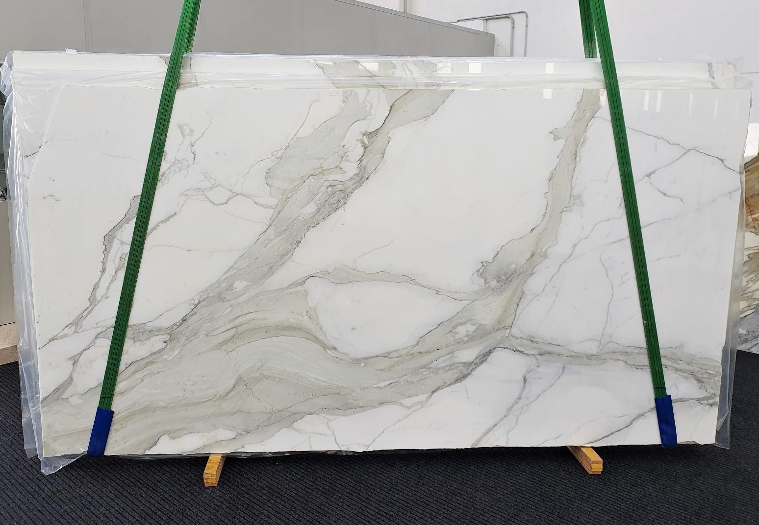 CALACATTA ORO EXTRA Supply Veneto (Italy) polished slabs 1366 , Slab #01 natural marble