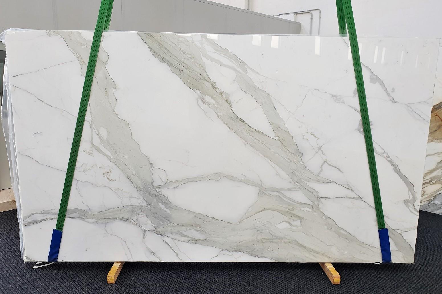 CALACATTA ORO EXTRA Supply Veneto (Italy) polished slabs 1366 , Slab #18 natural marble