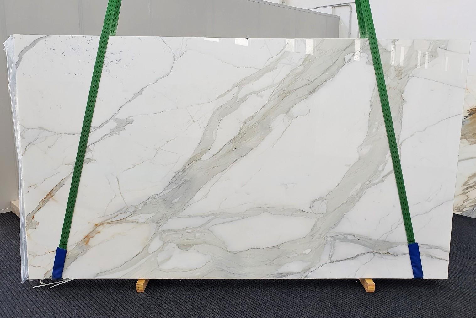 CALACATTA ORO EXTRA Supply Veneto (Italy) polished slabs 1366 , Slab #27 natural marble