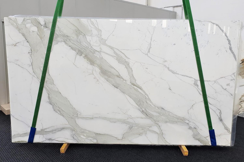 CALACATTA ORO EXTRA Supply Veneto (Italy) polished slabs 1366 , Slab #36 natural marble
