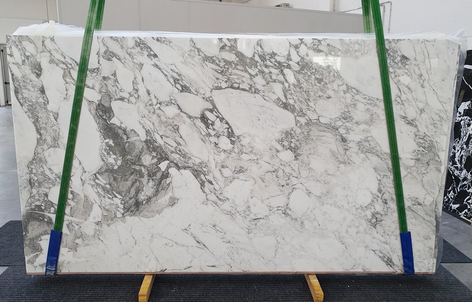 CALACATTA VAGLI Supply Veneto (Italy) polished slabs 1300 , Slab #08 natural marble