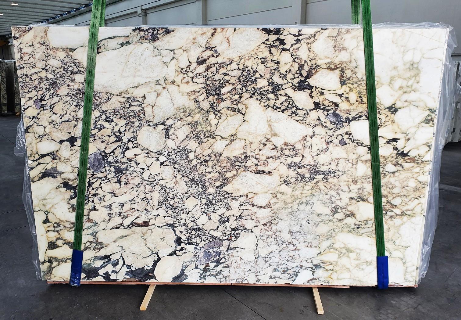 CALACATTA VIOLA Supply Veneto (Italy) polished slabs 1291 , Slab #51 natural marble