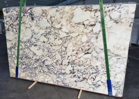 CALACATTA VIOLA Supply Veneto (Italy) polished slabs 1291 , Slab #18 natural marble